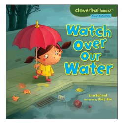 Watch Over Our Water - Paperback