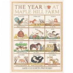 A Year At Maple Hill Farm - Paperback