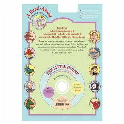The Little House Book and CD Set