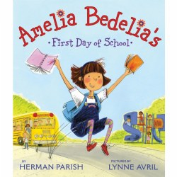 Image of Amelia Bedelia's First Day of School - Paperback