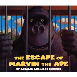 The Escape of Marvin the Ape - Paperback