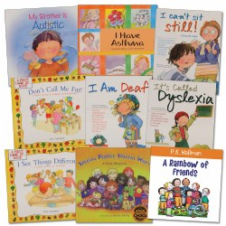 Let's Talk About It Book Set (Set of 9)