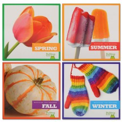 Watching the Seasons Change Books - Set of 4