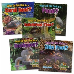 Our Ecosystem Books - Set of 5