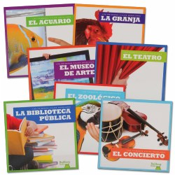 First Field Trips Books - Set of 7 (Spanish Version)