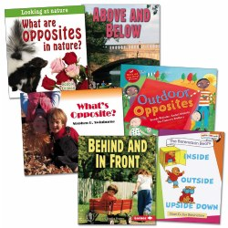 Positional Concepts Book - Set of 6