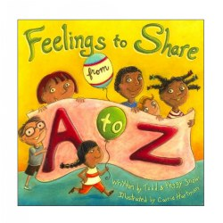 Feelings to Share from A to Z - Paperback