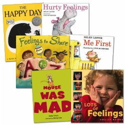 Everyone Has Feelings Books - Set of 6