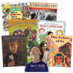 We Are All Special Books - Set of 7