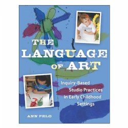 The Language of Art - Paperback