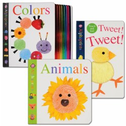 Endearing Early Learning Books (Set of 3)