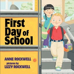 First Day of School - Paperback