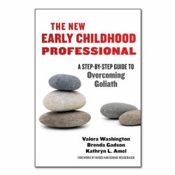 The New Early Childhood Professional - Paperback