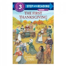 The First Thanksgiving - Paperback
