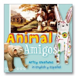 Image of Animal Amigos - Bilingual Board Book