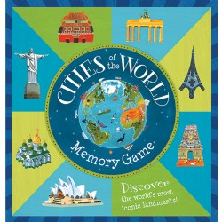 Citites of the World Memory Game