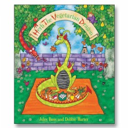 Herb the Vegetarian Dragon - Paperback