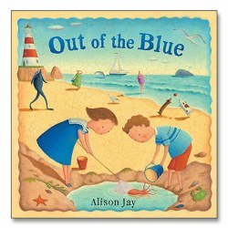 Out of the Blue - Hardcover