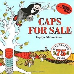 Caps for Sale - Board Book