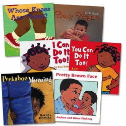 Look at Me Board Books - Set of 6
