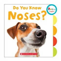 Do You Know Noses? - Board Book