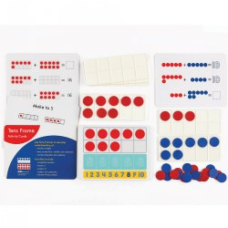 Ten Frames Activity Set