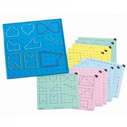 GeoBoard Activity Cards (Set of 12)