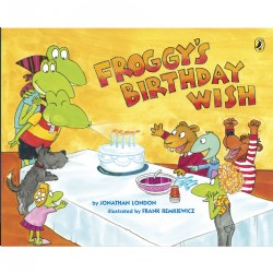 Froggy's Birthday Wish - Paperback