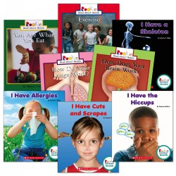Rookie Read About Health Book Set (Set of 8)