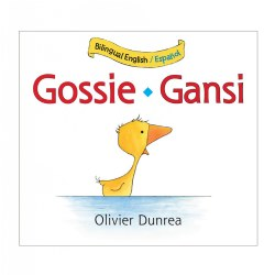 Gossie Gansi - Bilingual Board Book