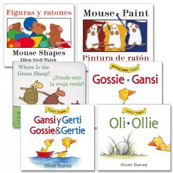Language Learners Board Books Set (Set of 6)