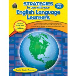 Strategies to use with your English Language Learners