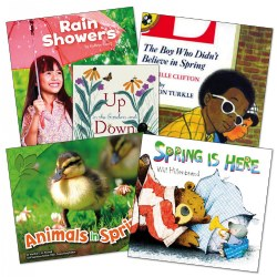 Spring Theme Book Set (Set of 5)