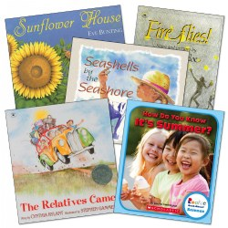 Summer Theme Book Set (Set of 5)