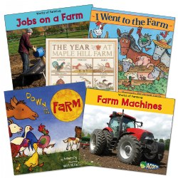 Farm Theme Book Set (Set of 5)