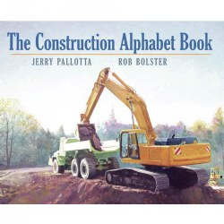 The Construction Alphabet Book - Paperback