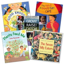 Food Theme Book Set (Set of 5)