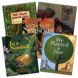 Tree Theme Books - Set of 5