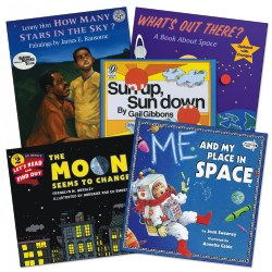 Space Theme Book Set (Set of 5)
