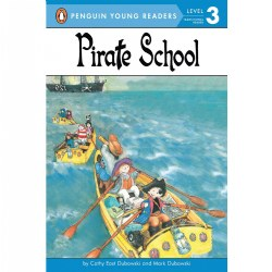 Pirate School - Paperback