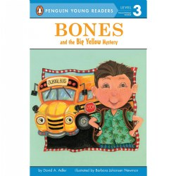 Bones and the Big Yellow Mystery - Paperback