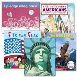 American Symbol Books - Set of 5
