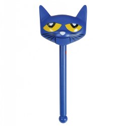 Pete the Cat Puppet Stick