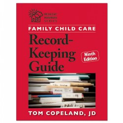 Family Child Care Record Keeping Guide, 9th Edition - Paperback