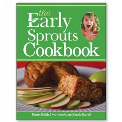 The Early Sprouts Cookbook - Paperback