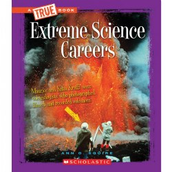 Extreme Science Careers - Paperback