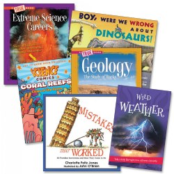 STEM Books for Grades 3-5 (Set of 6)