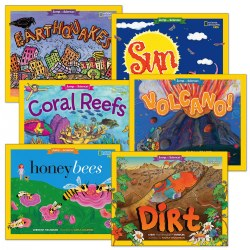 Jump into Science Books - Set of 6