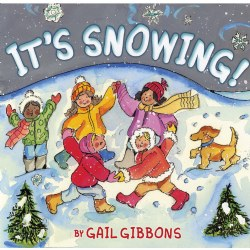 It's Snowing! - Paperback