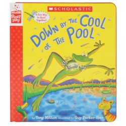 Down by the Cool of the Pool - Paperback